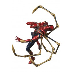 MAFEX No.121 IRON SPIDER...