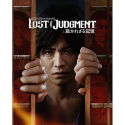 PS4 LOST JUDGMENT...