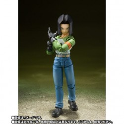 S.H.Figuarts Android 17...