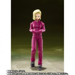 S.H.Figuarts Android 18...