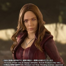 S.H.Figuarts Scarlet Witch...