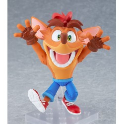 Nendoroid Crash Bandicoot...