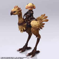 Final Fantasy XI BRING ARTS...