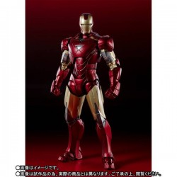 S.H.Figuarts Iron Man Mark...
